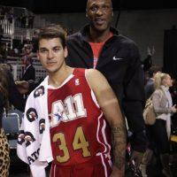 """En el pasado, Rob se dedicaba al deporte, incluso apareció en el reality show de baile """"Dancing with the Stars"""". Foto:Getty Images"""