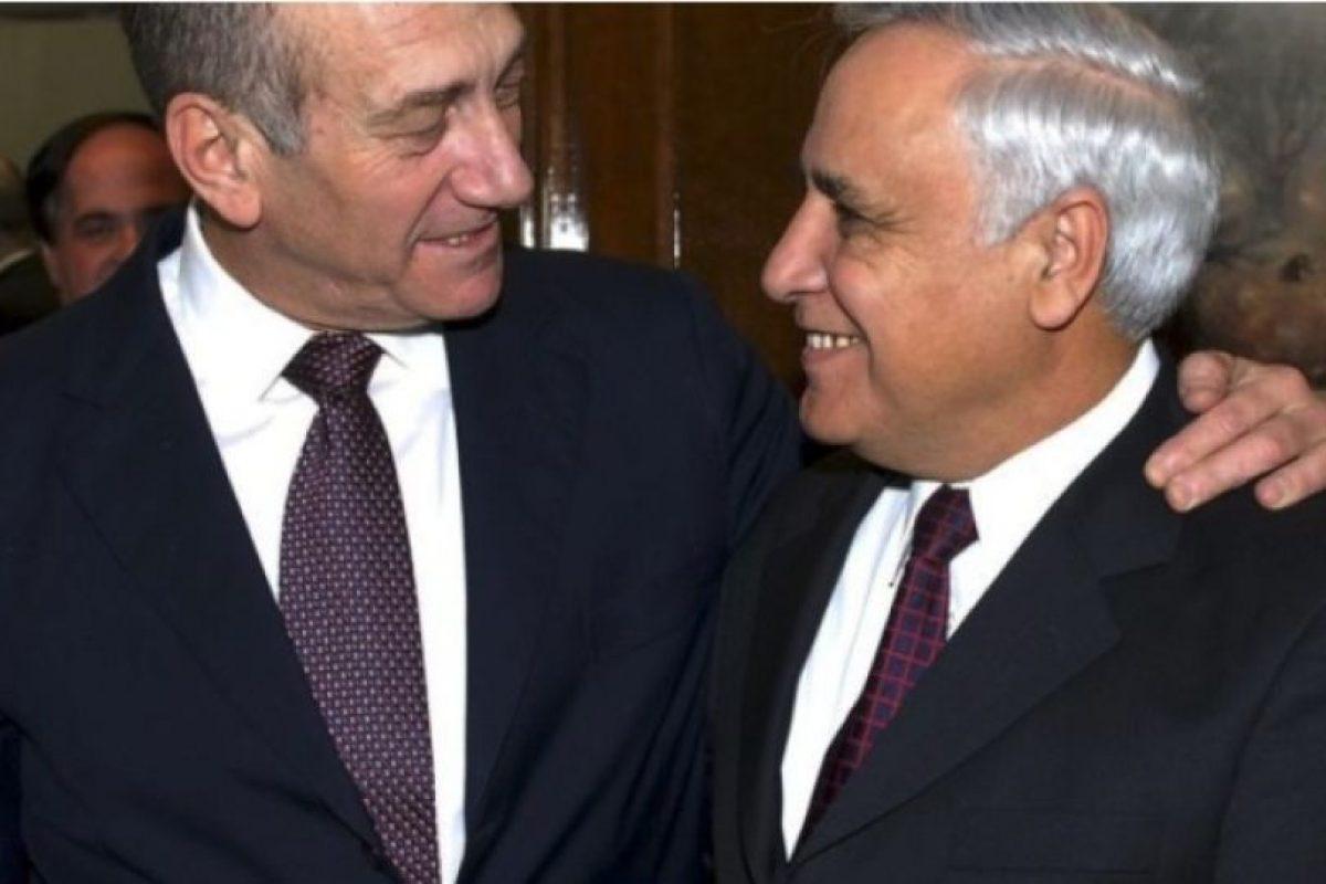 5. Moshe Katsav Foto:Getty Images