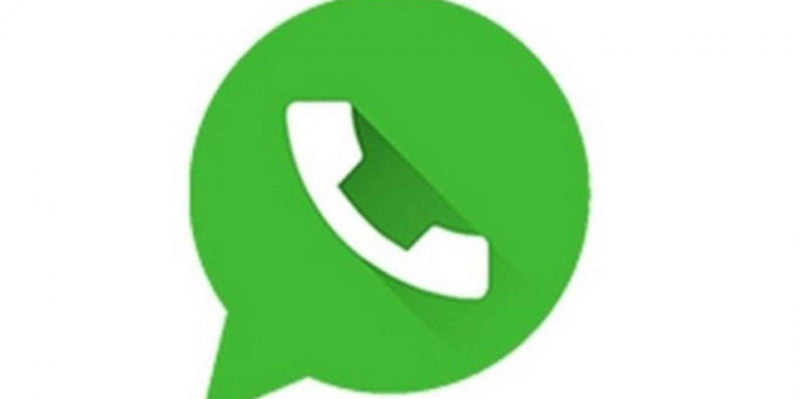 WhatsApp es el lugar donde sus seres queridos se comunican. Foto:Pinterest