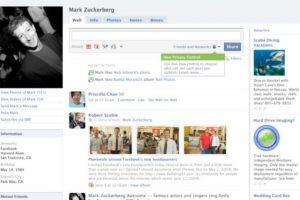 2009. Las configuraciones de privacidad llegaron para quedarse. Foto:Facebook