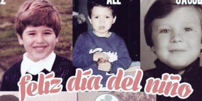 Los famosos en Guatemala celebran el día del niño