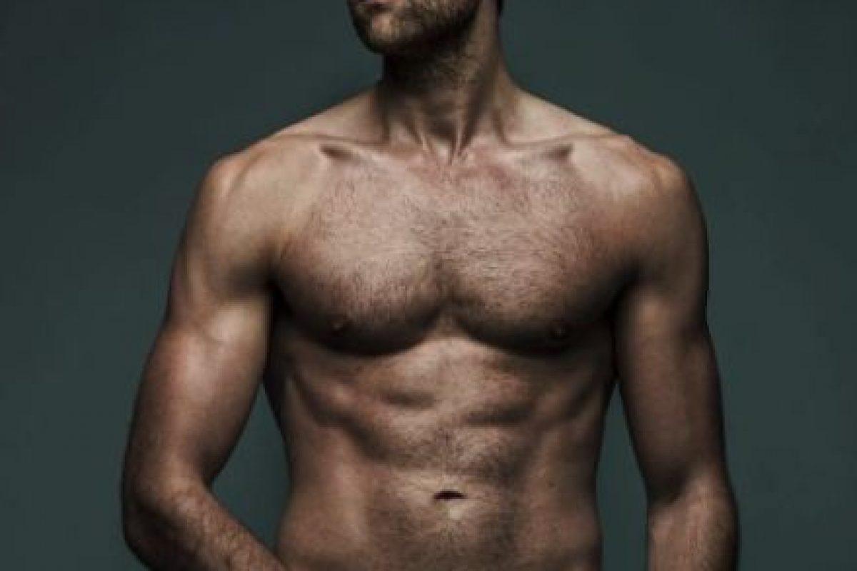 Ahora Matthew se ha convertido en un sex symbol que luce así. Foto:vía instagram.com/realmattdavelewis