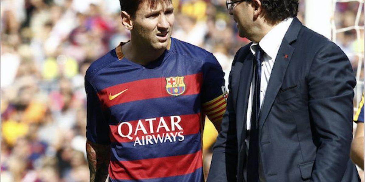 Periódico español acusa a Messi de cobros ilícitos y así reacciona el astro del Barcelona
