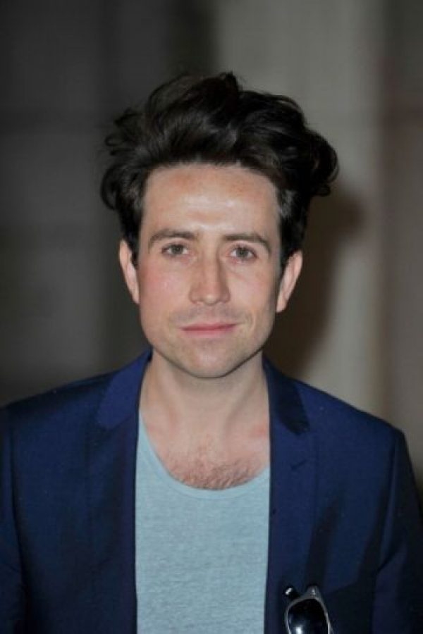 3- Nick Grimshaw. Foto: Getty Images