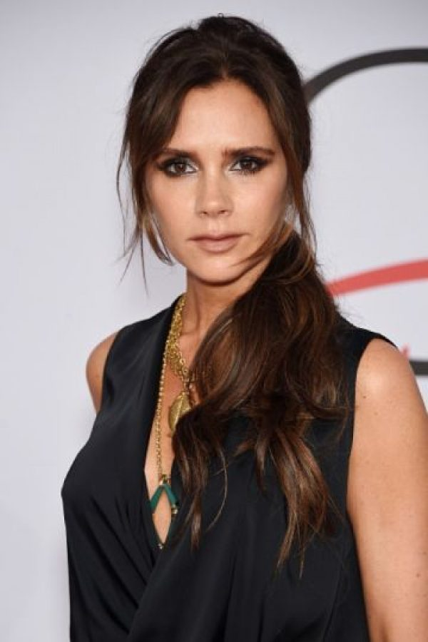 5- Victoria Beckham. Foto: Getty Images