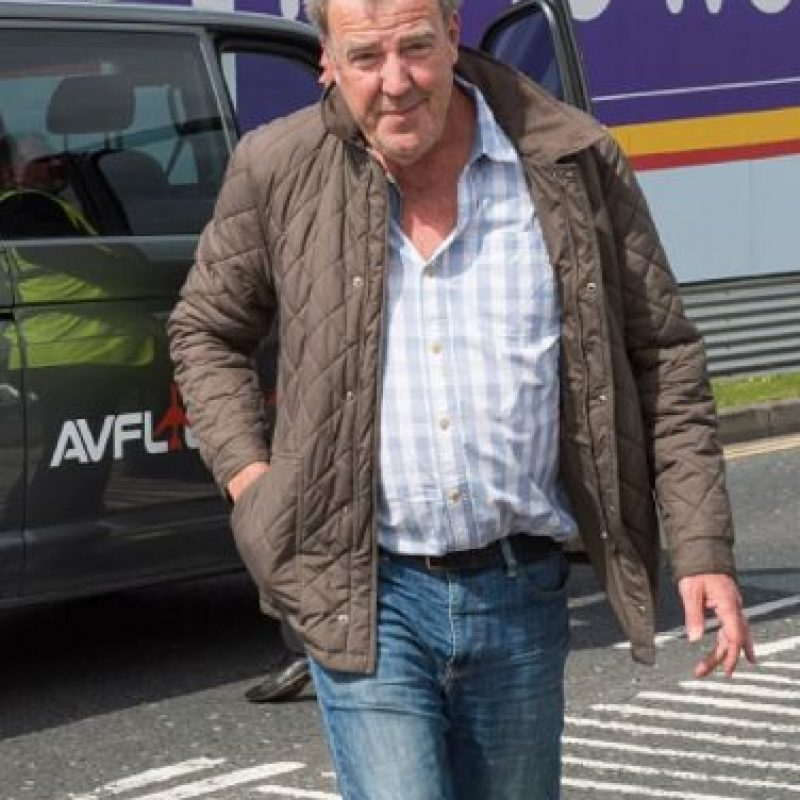 9- Jeremy Clarkson. Foto: Getty Images