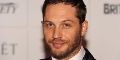 10- Tom Hardy. Foto: Getty Images