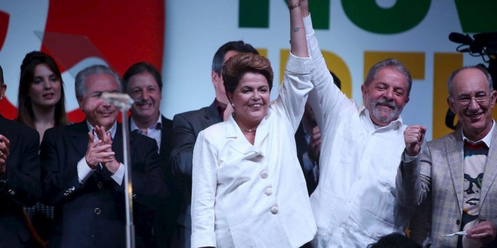 Ha sido la quinta mujer electa presidenta en América del Sur. Foto:Getty Images