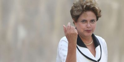Rousseff fue elegida presidenta de Brasil en enero del 2011. Foto:Getty Images