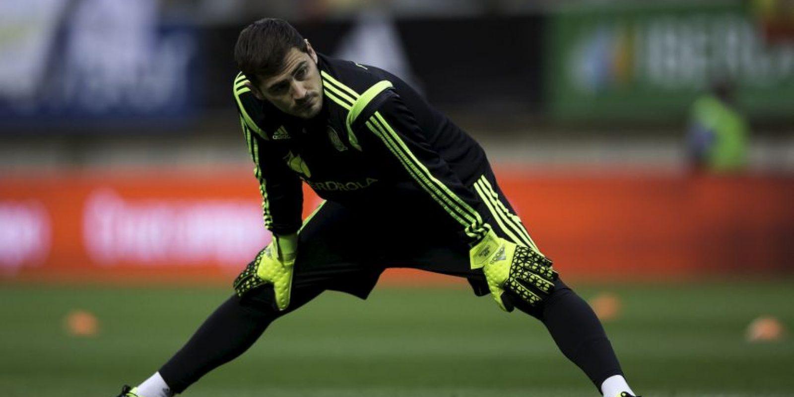 Es el portero con mayor participación entre Mundiales y Eurocopas: 29 Foto:Getty Images