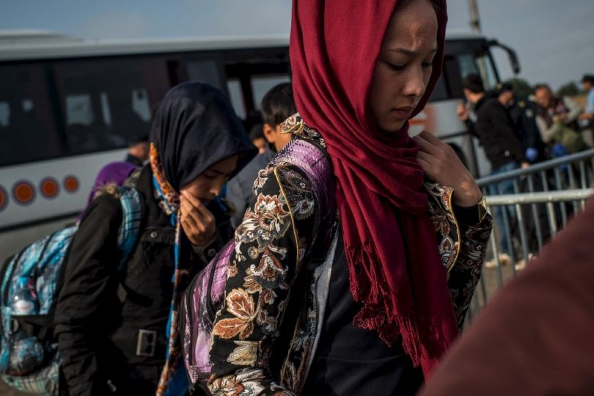 """5. La ACNUR detalló que """"las necesidades financieras totales a partir de junio 2015 a diciembre 2016 ahora asciende a 128 millones de dólares"""". Foto:Getty Images"""