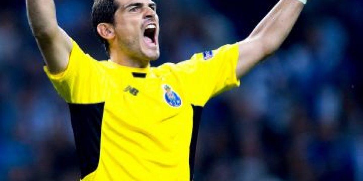 Iker Casillas y el récord que destrozó en la Champions League