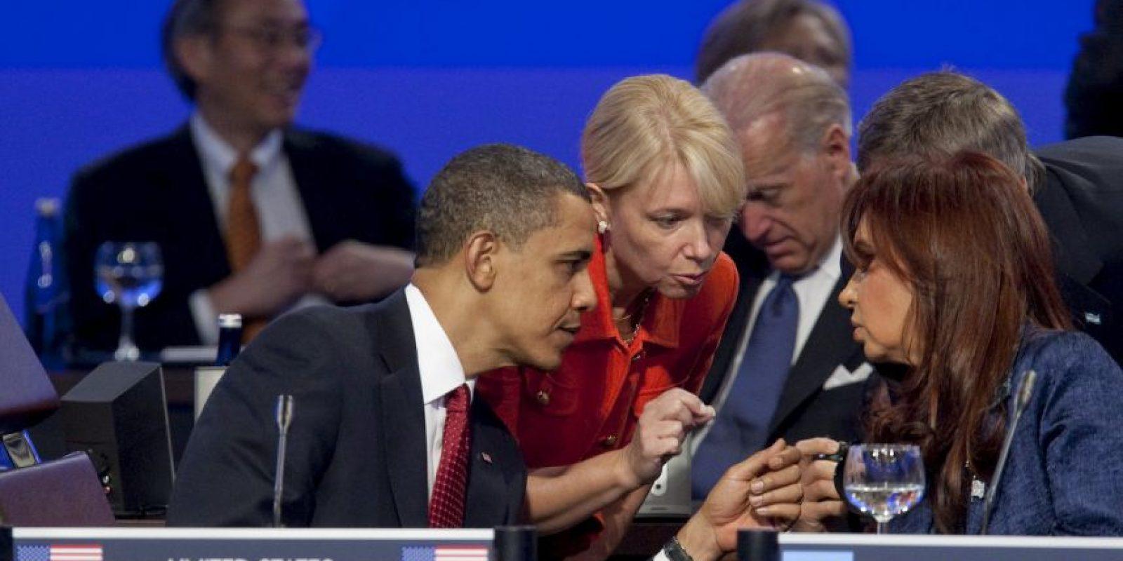 Las relaciones con Estados Unidos han estado tensas desde el inicio de ambos gobiernos Foto:Getty Images
