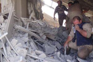Tras la segunda ronda de ataques rusos en Siria, surgió nueva información sobre las víctimas Foto:AP