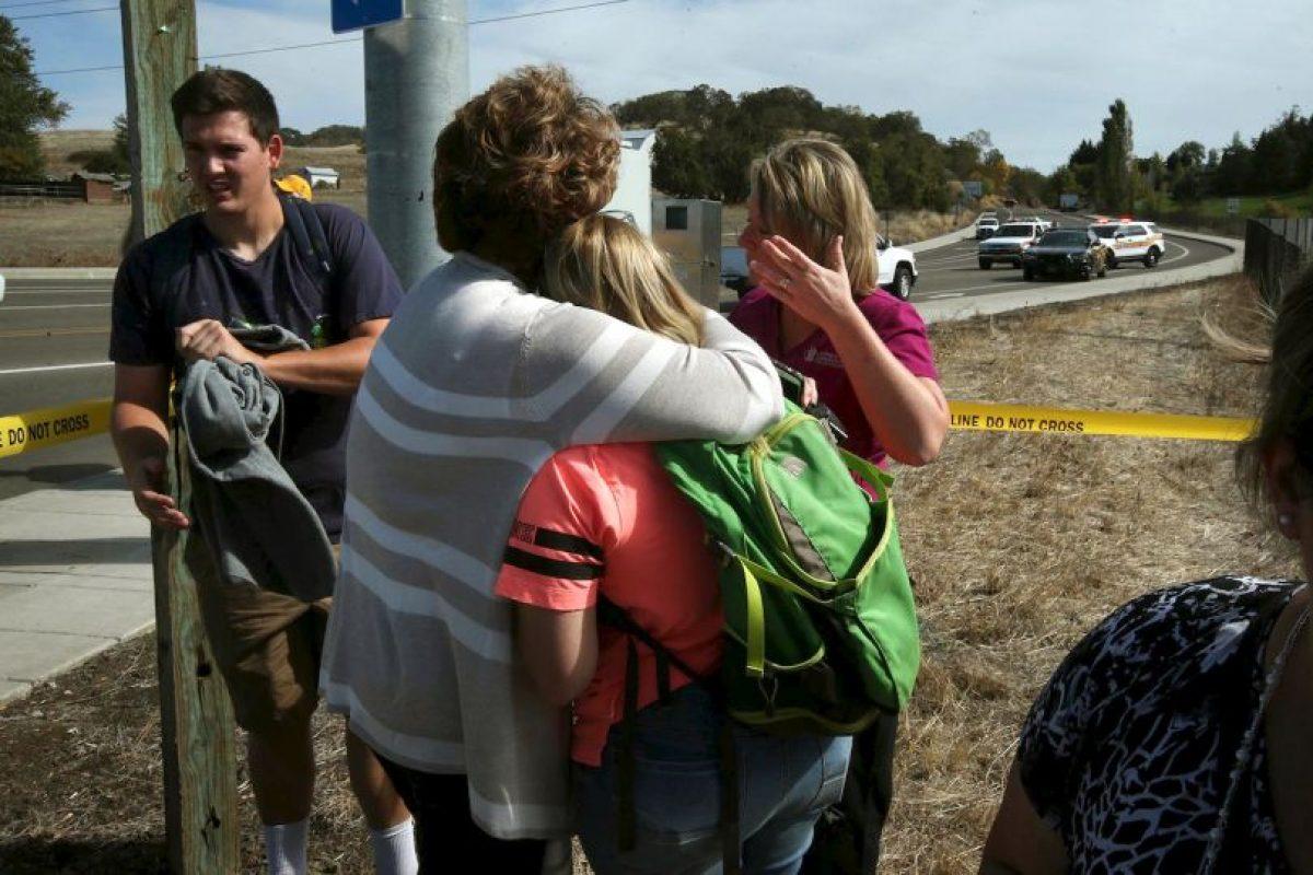 Al menos 13 personas fallecieron. Foto:AP