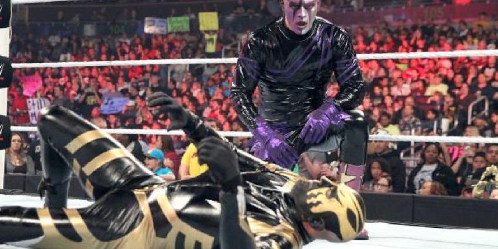 """El """"Dorado"""" tiene 46 años Foto:WWE"""