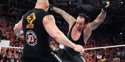 """""""El Enterrador"""" suma 50 años Foto:WWE"""