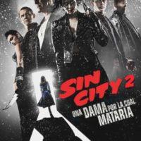 """La segunda parte de """"La ciudad del pecado"""" vuelve para contar nuevas historias sobre violencia, sexo y venganza Foto:Aldamisa Entertainment/Demarest Films/Miramax"""