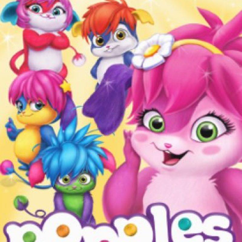 Es una serie de televisión basada en los juguetes del mismo nombre Foto:DIC Entertainment/LBS Communications