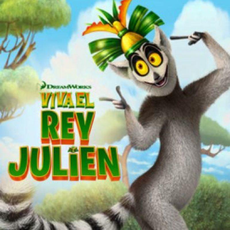 """Conozcan las aventuras del popular personaje de la película """"Madagascar"""" Foto:Netflix/DreamWorks Animation"""