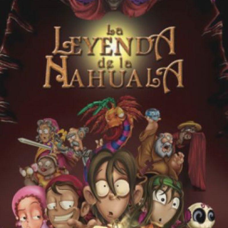 La película se sitúa en el año de 1807 donde un niño vive asustado por la leyenda de una bruja conocida como la Nahuala Foto:Animex Estudios
