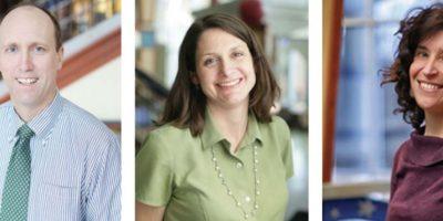 En la foto los doctores: Paul Moore, Jill Simmons y Adriana Bialostozky Foto:Vía Childrenshospital.vanderbilt.org