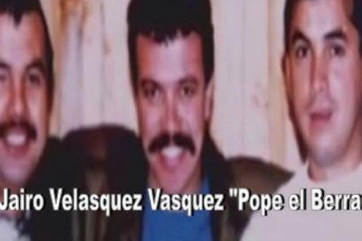 """Popeye"" se entregó junto con Pablo Escobar en ""La Catedral"", desde 1992. Foto:vía Facebook/John Jairo Velásquez Vásquez ""Popeye"" Página Oficial"