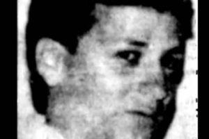 """Comenzó muy joven como sicario. A sus 29 años ya era jefe de sicarios del Cartel de Medellín. Le decían """"Pinina"""" porque su voz chillona se parecía a la de la entonces actriz infantil Andrea del Boca. Era bueno reclutando sicarios. Foto:vía Crime File"""