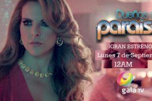 """Se le pudo ver en """"Los 33"""". También en otras producciones como telenovelas y series. Foto:vía Twitter/KateDelCastillo"""