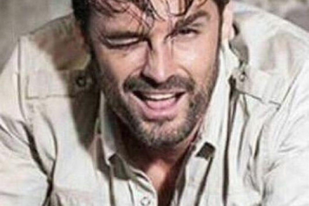 """Desde ahí ha hecho trabajos para Televisa y estuvo en la serie """"Crossing Lines"""". Foto:vía Twitter"""