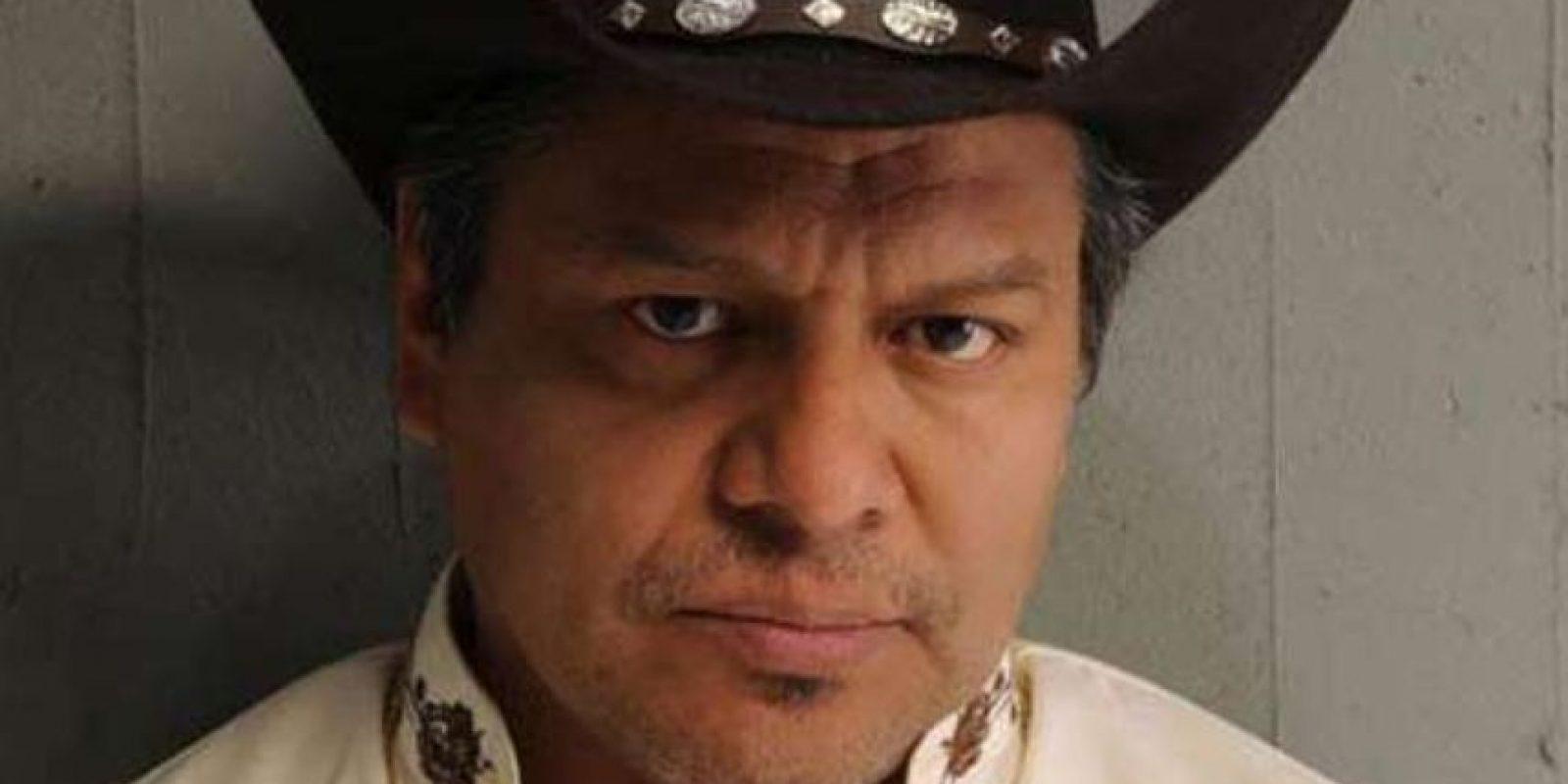 """Dagoberto Gama era """"El Pote"""", fiel guardaespaldas de """"Teresa"""". Foto:vía Telemundo"""
