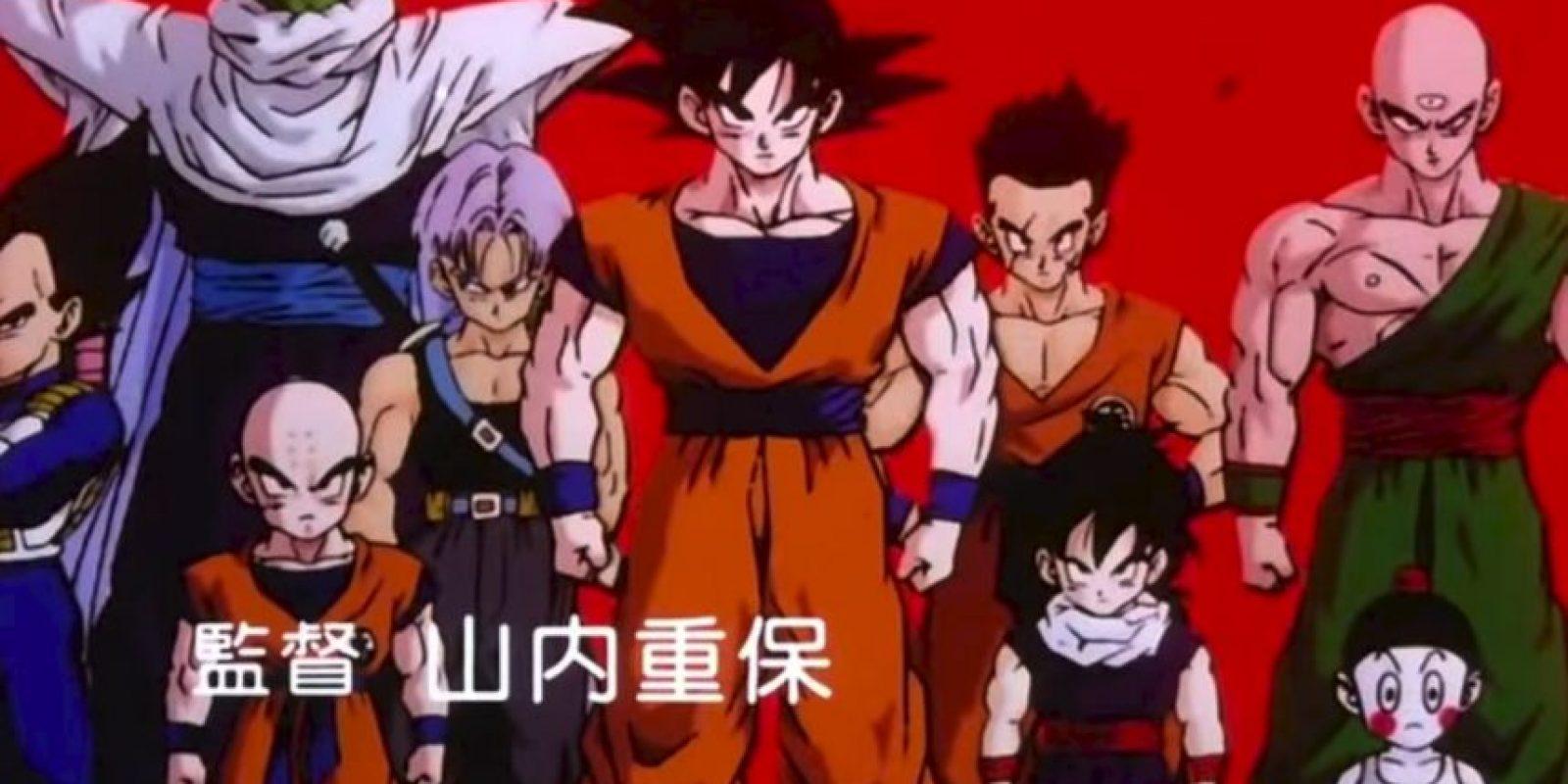 """Solo la técnica """"El Puño del dragón"""" (que apareció en Dragon Ball GT) pertenece a Goku, el resto fueron aprendidas e inculcadas por amigos y maestros. Foto:Wikicommons"""