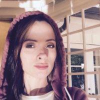 """Su carrera como maquillista comenzó en la serie de televisión """"The Online Gamer"""", donde además hacía cameos de vez en cuando. Foto:Vía /instagram.com/littleirishcat/"""