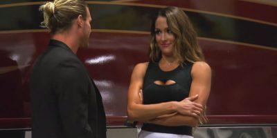 Dolph Ziggler confesó que aún siente algo por Nikki Bella… Foto:Youtube WWE