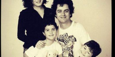 Fotos: Miren cómo crecieron los hijos del vocalista de Green Day