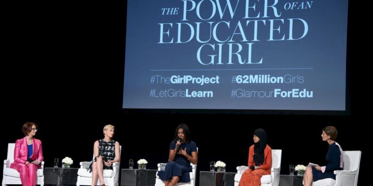 Michelle Obama da el mejor consejo que una adolescente podría desear