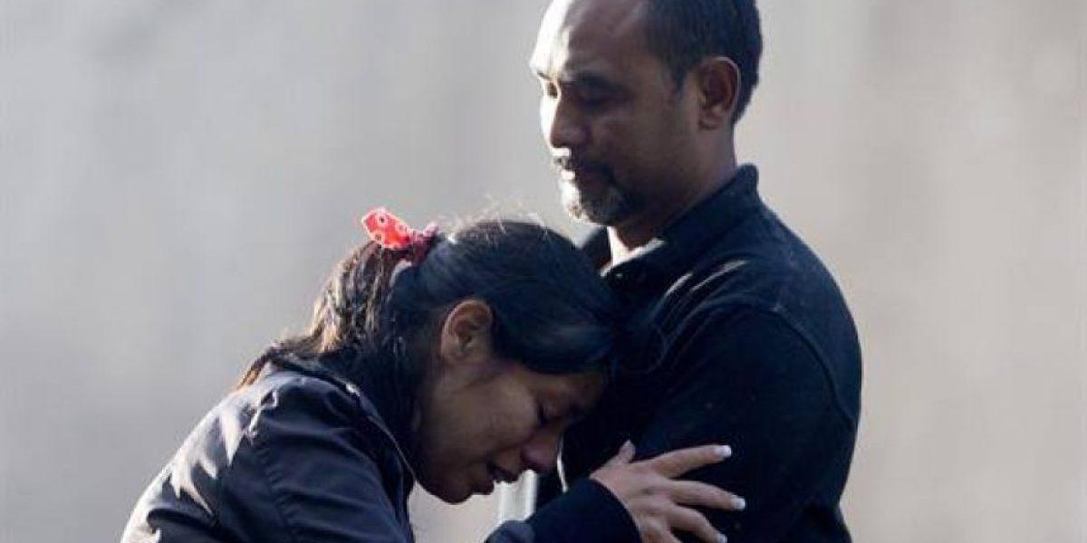 #TragediaElCambray. Los rostros de conmoción y desconsuelo