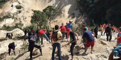 """El programa """"Al rescate"""" de Cervecería Centroamericana entró en acción hoy Foto:Oliver de Ros"""