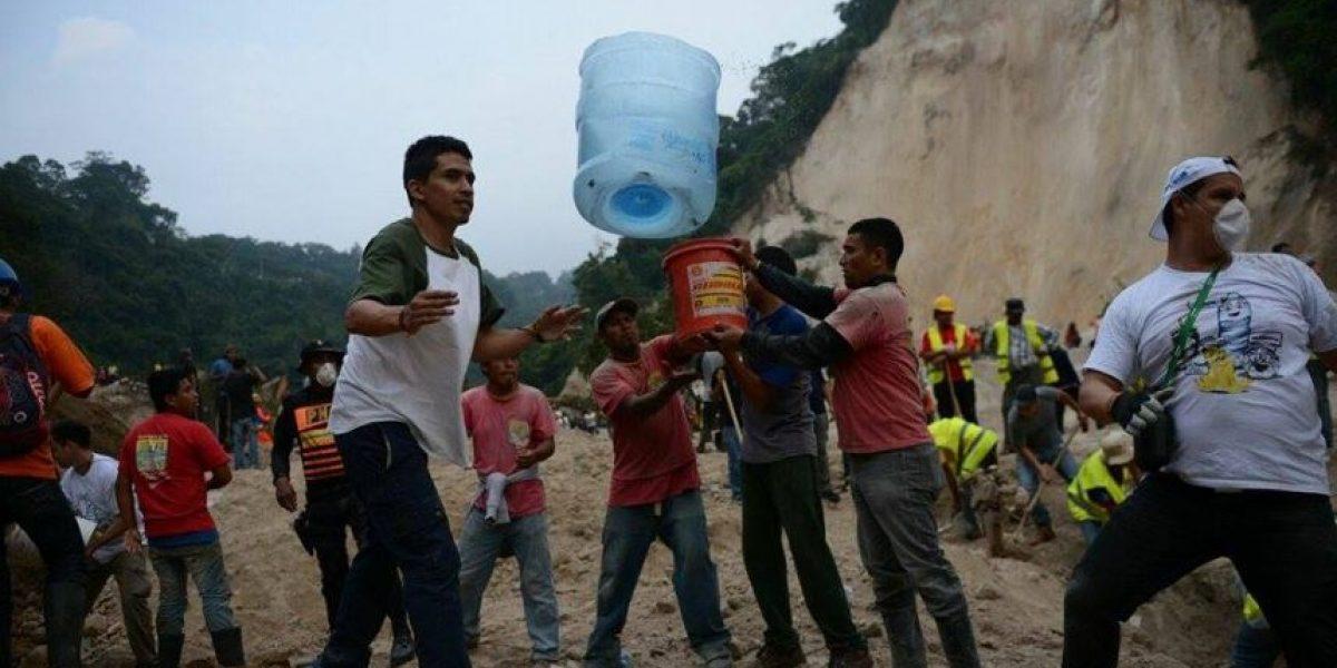 Una vez más, Guatemala demuestra unión