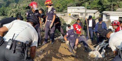 #TuiterosXGuate siguen de cerca tragedia en Cambray y coordinan apoyo
