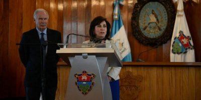 Sandra Torres afirma que apoyaría el transporte urbano en la ciudad