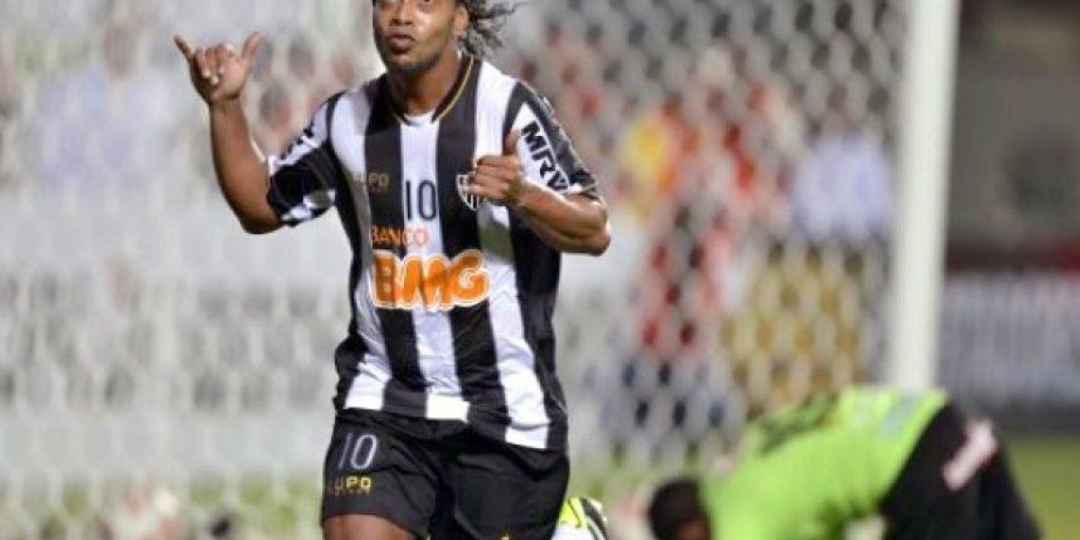 La afición de este club pide a gritos el regreso de Ronaldinho