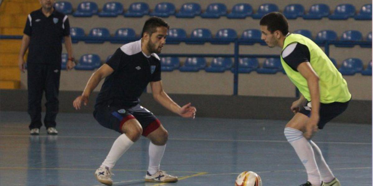 Selección de Futsal disputa este fin de semana la Copa Guatemala