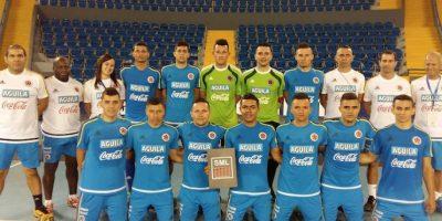 Foto:Liga Nacional de Futsal de Guatemala