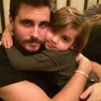 Son padres de tres niños, Mason Dash Disick… Foto:vía instagram.com/kourtneykardashian