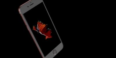 La cámara frontal es de 5 megapíxeles. Foto:Apple