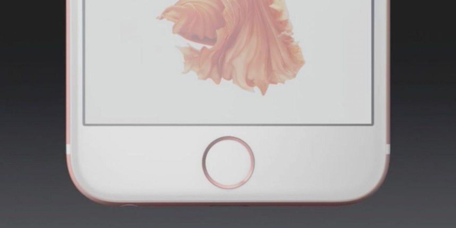 Usuarios dicen que el Touch ID es muy rápido. Foto:Apple