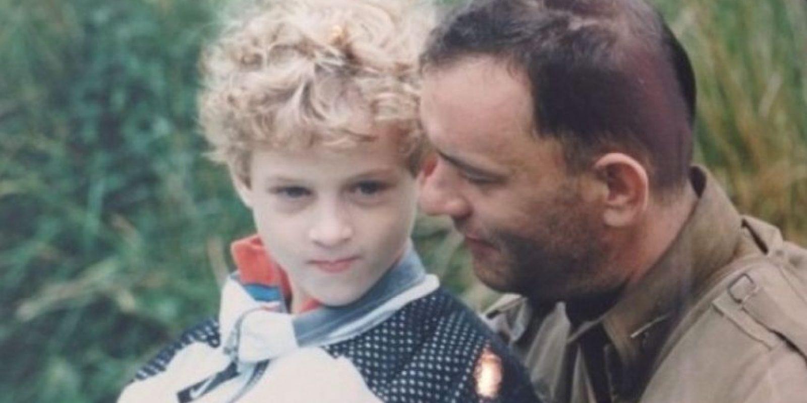 Chester es el tercer hijo de Tom Hanks. Foto: Instagram/chethanx