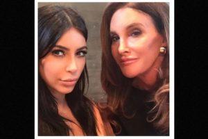 Kim Kardashian y Caitlyn Jenner Foto:Instagram/KimKardashian