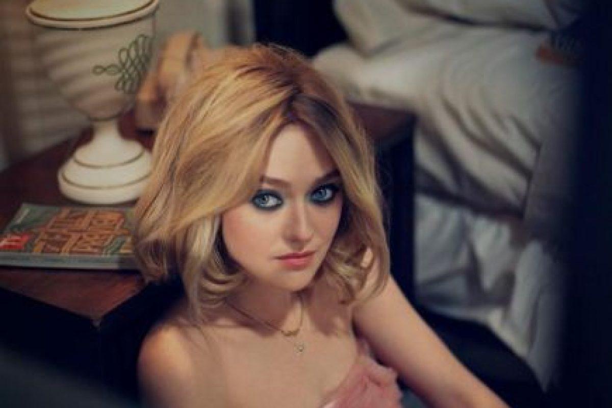 La actriz ahora tiene 21 años Foto:Getty Images